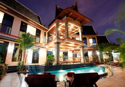 Kata Sea View Villas with Private Pool