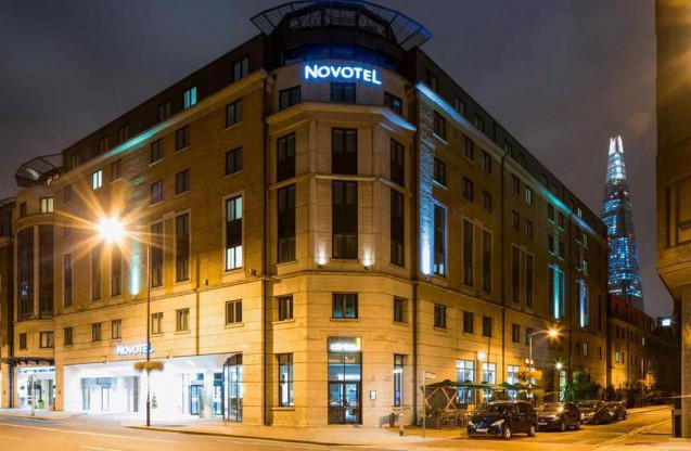 Novotel London City South